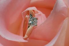 Timanttinen ruusu